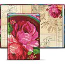 PiP Studio Singing Roses Notebook A5
