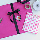 Gift wrap available