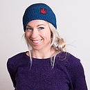Indigo Blue Watchcap