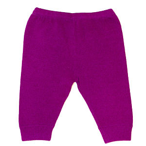 100% Pure Cashmere Leggings
