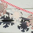 Snowflake Bunting