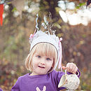 Little Miss Rabbit Infant Organic T Shirt