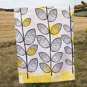 50's Inspired Tea Towel - home sale