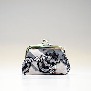 Geo Bug Coin Purse - purses