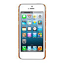 Contemporary Orange iPhone 5 Case Front
