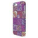 Doodle Squares iPhone 5 Case Side