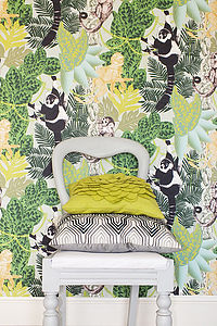 Hang About Wallpaper - children's room