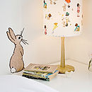 Boo Rabbit Wall Sticker