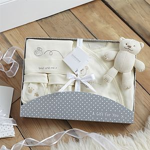 New Baby Sweetheart Gift Box - baby care
