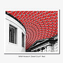 British Museum   London Art Print