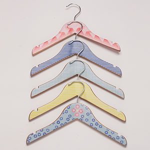 Bam Bam Hanger Set - children's room accessories