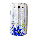 Paint Splash Wood Phone Case