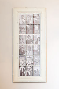 Eighteen Picture Multi Frame