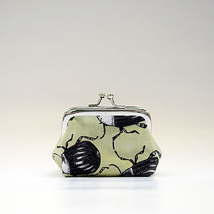 Beetle Bum Coin Purse - womens