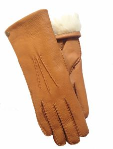 Women's Harcombe Rabbit Fur Lined Gloves - gloves & mittens