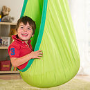 Kid's Hanging Pod - Green