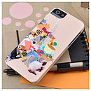 Stickers case for iPhone 5/5S