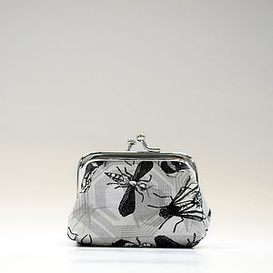 Bug De Luxe Coin Purse - purses & wallets