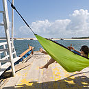 Travel Hammock Single - Green