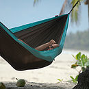 Travel Hammock Double - Blue