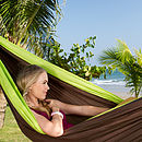 Travel Hammock Double - Green