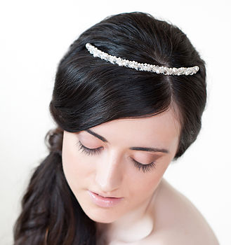 Maria Bridal Headband *March Sale* 20% Off