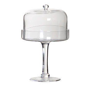 Tall Glass Cake Stand - view all mother's day gifts