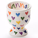 Love Heart Large Egg Cup