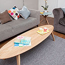 Surf Coffee Table