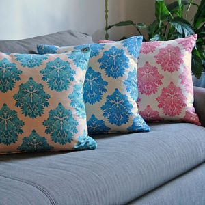 Optical Illusion Lovers Cushion - decorative accessories