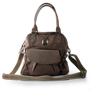 Nat Rucksack Leather Bag