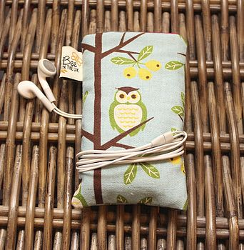 Tree Owls Case For Iphone