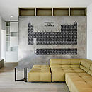 Periodic Table Wall Sticker