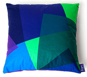 After Matisse Cushion Grass