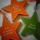 new baby stars_orange and apple