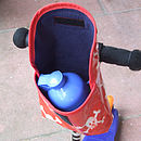 Child's Bike Bag Pirates Basket