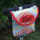 Bike Bag For Child Star Print
