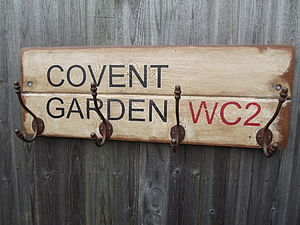 Covent Garden Hook Board
