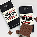 Thumb world s best husband chocolate