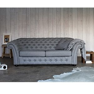 Matilda Chesterfield Sofa Bed - sofas