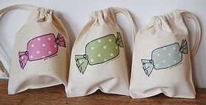 Party Favour Bags - wedding favours
