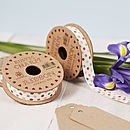 Dotty Ribbon Spool
