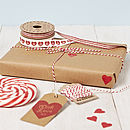 Valentines Wrapping Paper Set