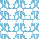 Penguin Wallpaper Three Colours