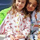 Circus Tent Print Pyjamas