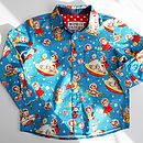 Boys Rocket Rascals Shirt