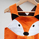 Fox Dungaree Costume
