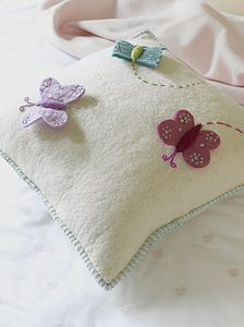 Butterfly Cushion Cover - cushions