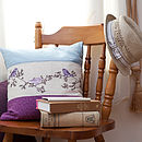 Birdsong Cushion
