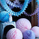 Pastel Decorations also available